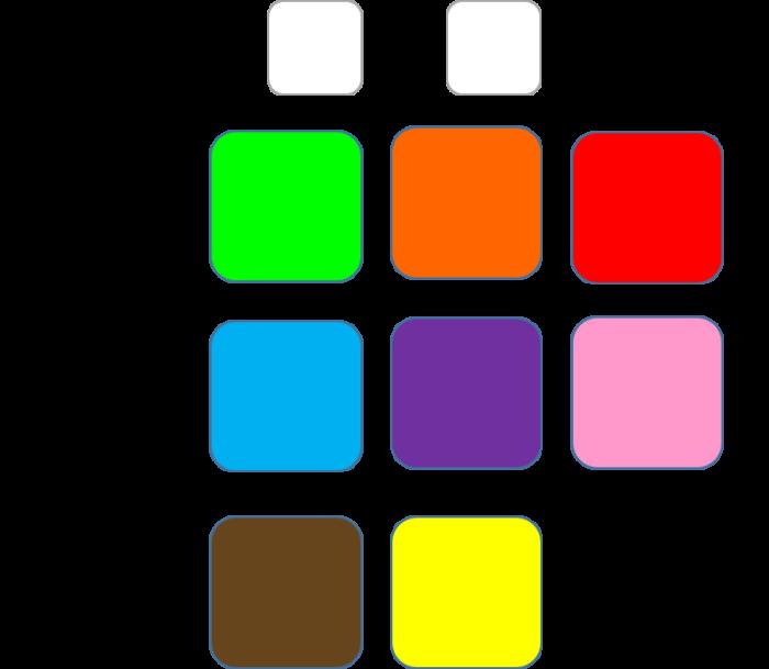Colourithm puzzle
